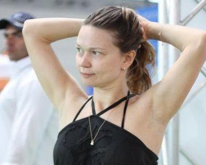 Ольга Лепешева, владелица школы танцев «Just Dance»