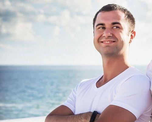 Валерий Морозов, предприниматель, организатор крупных ивентов