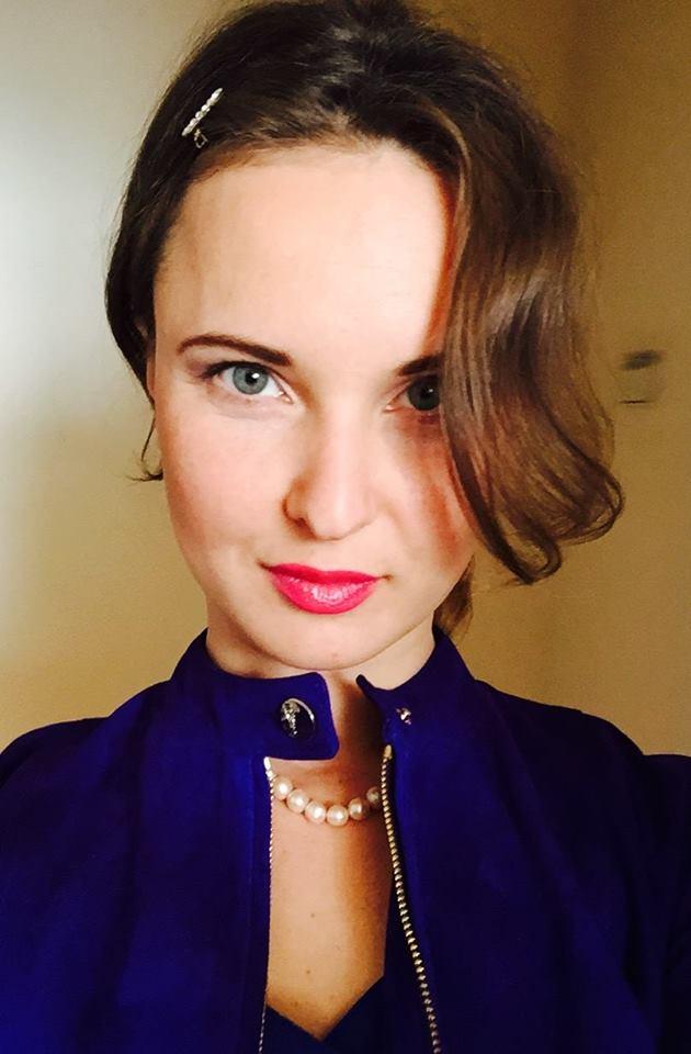 """Алиса Кобылянская, владелица компании """"VIP-матрешки"""""""