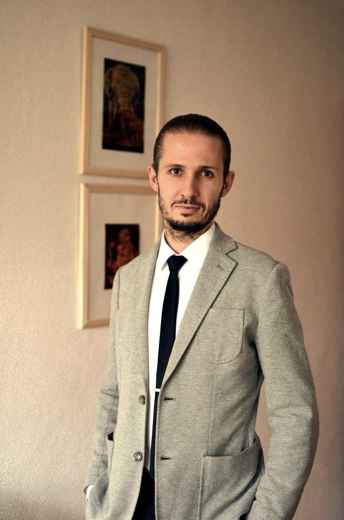 Валентин Василевский, предприниматель