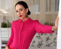 Елена Деведёрова, стилист