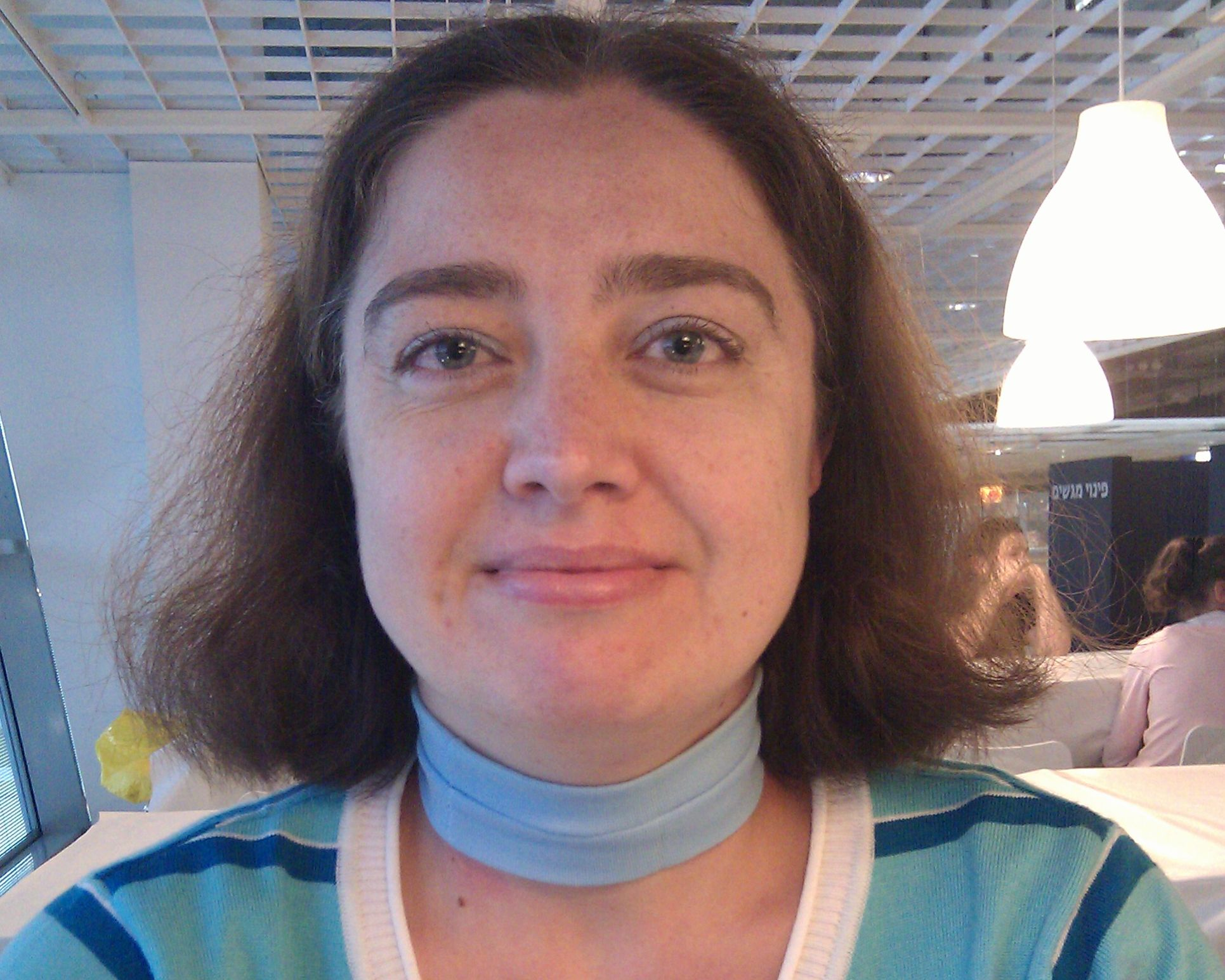 Марина Курцман, основатель и руководитель R&D компании I.N.T. Technology Ltd.